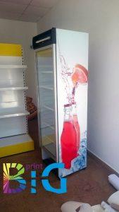 Самозалепващо фолио за хладилници