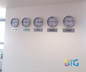 Брандинг на офис, http://bigprint.bg/