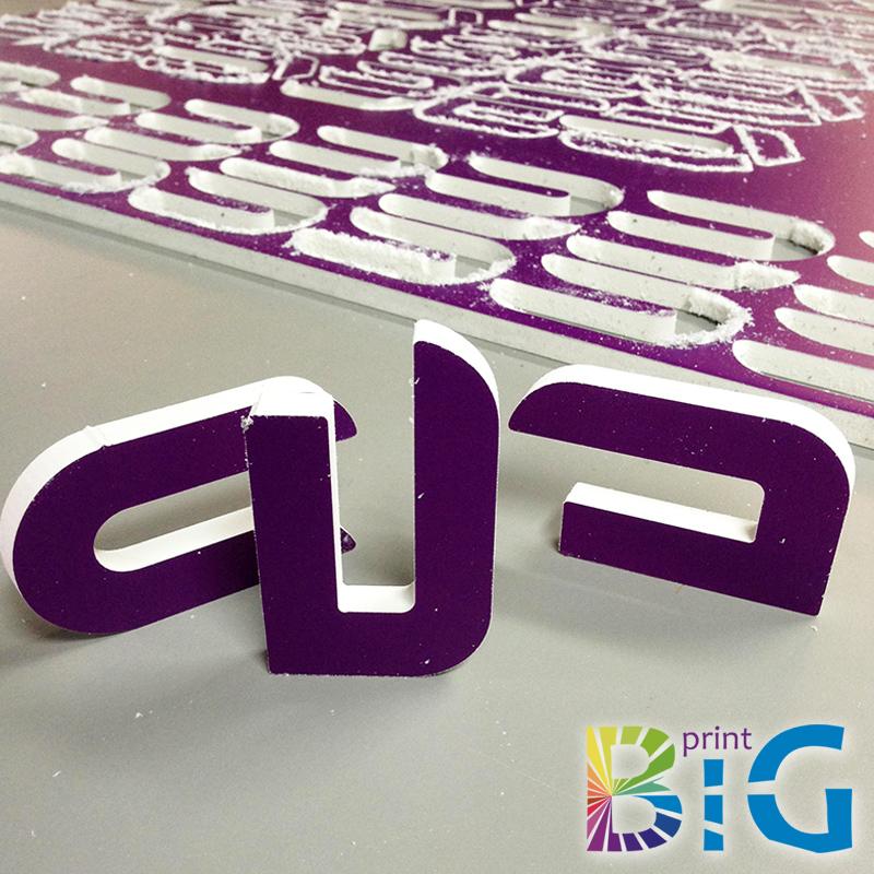 Обемни букви www.bigprint.bg